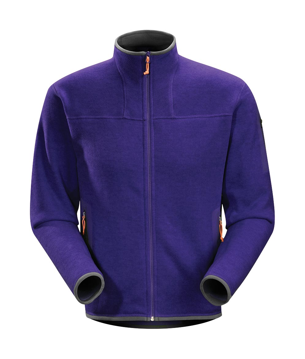 Arcteryx Squid Ink Covert Cardigan